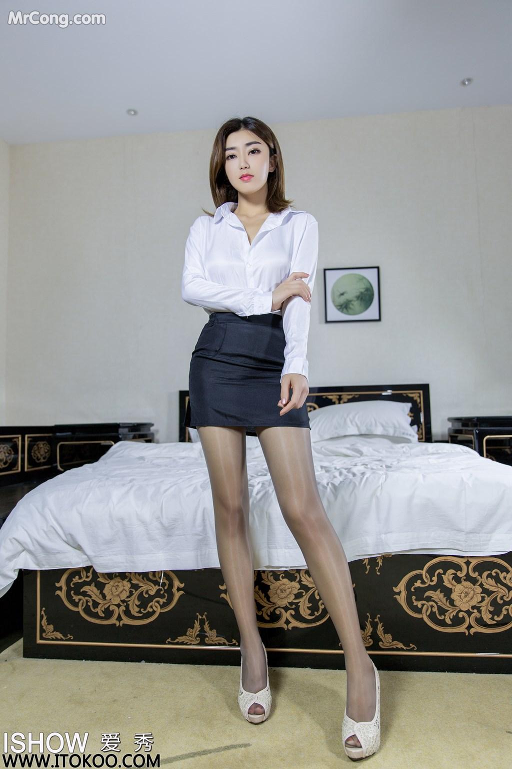 Image ISHOW-No.153-Caroline-MrCong.com-001 in post ISHOW No.153: Người mẫu 林琳Caroline (31 ảnh)