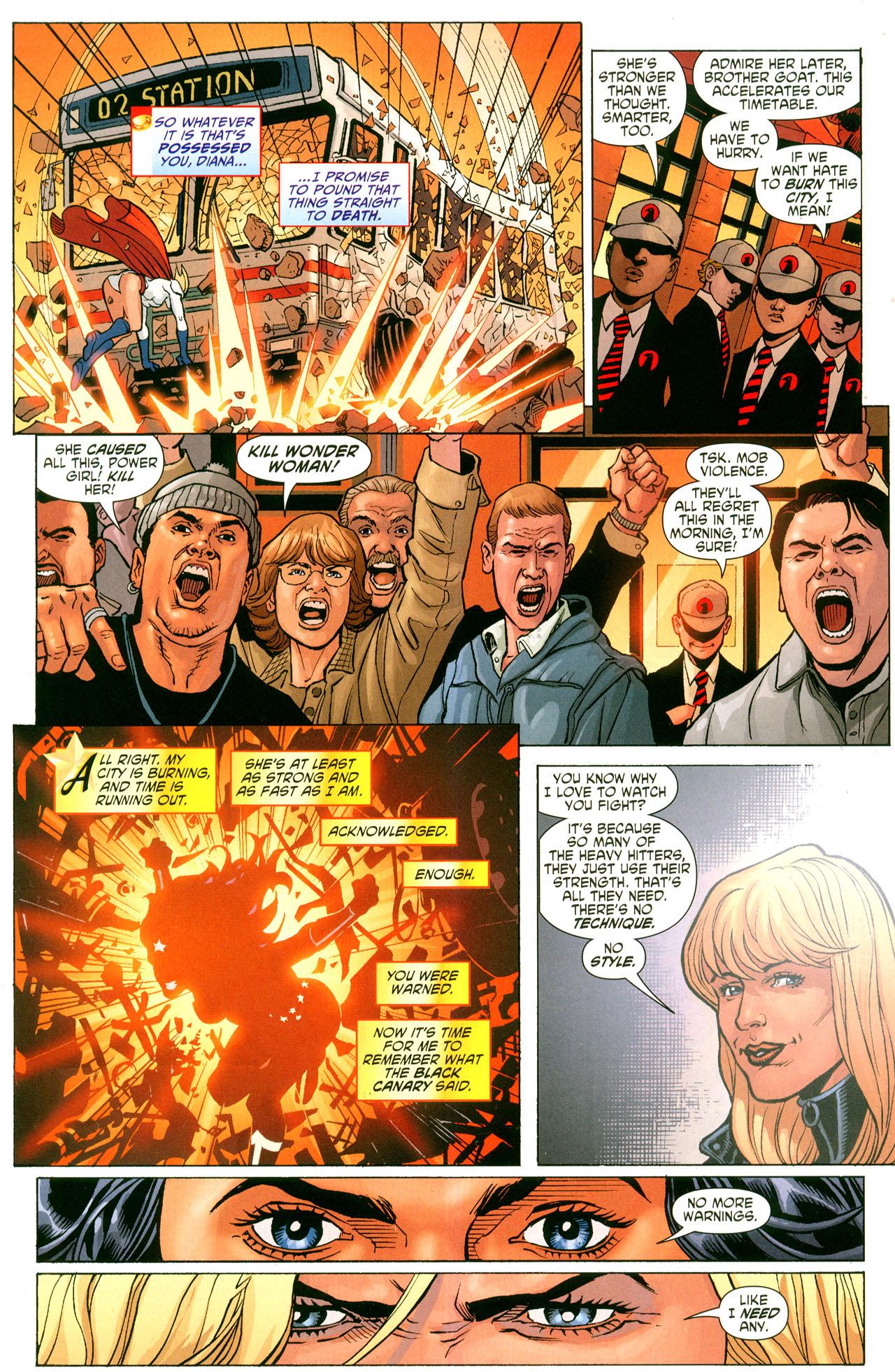 Read online Wonder Woman (2006) comic -  Issue #41 - 13