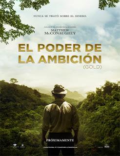 Gold (El poder de la ambición) (2016)