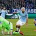Con un gol del Kun, el City ganó ante el Schalke en Alemania y Atlético Madrid venció a Juventus