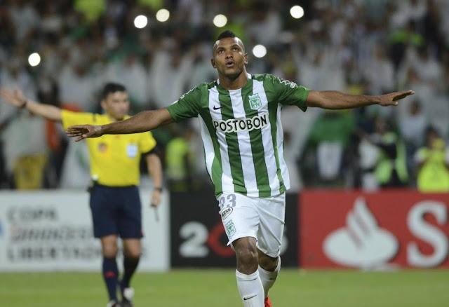 Jovem centroavante Miguel Borja é o nono reforço do Palmeiras para 2017 (Foto: Marcos Ruiz/LatinContent/Getty Images)