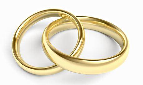 22k Gold Wedding Band 13 New