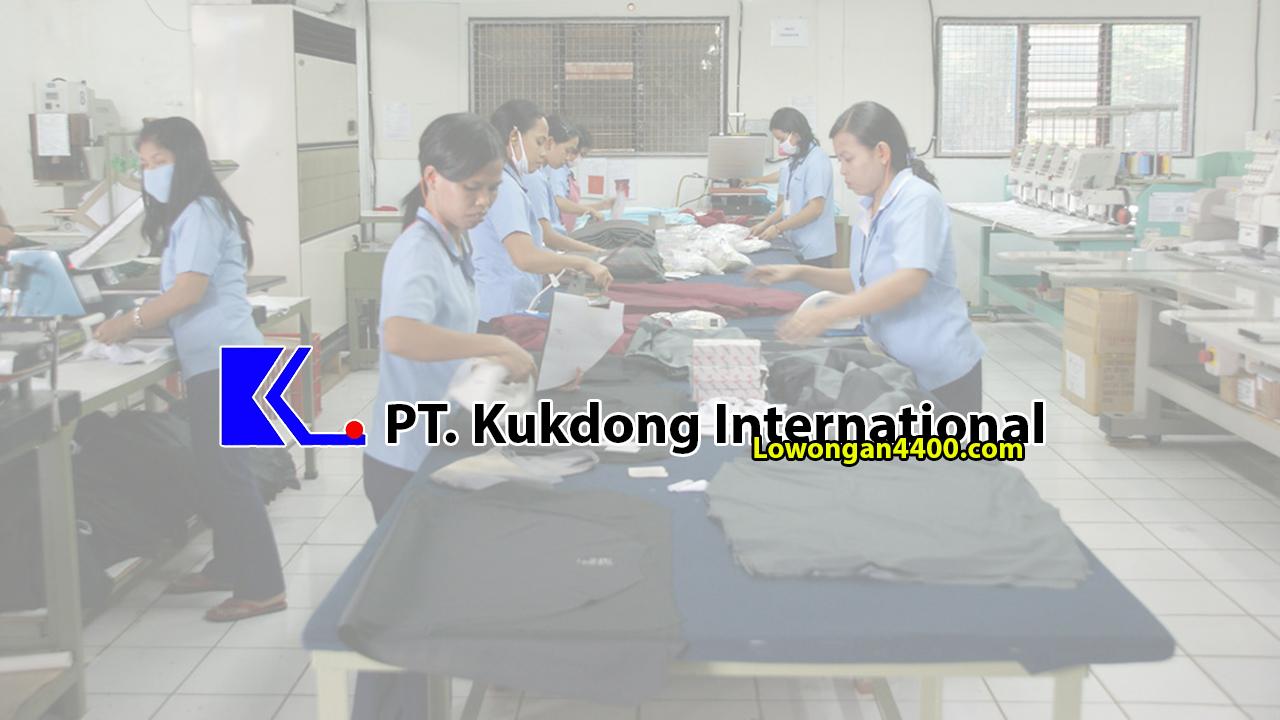 PT Kukdong International