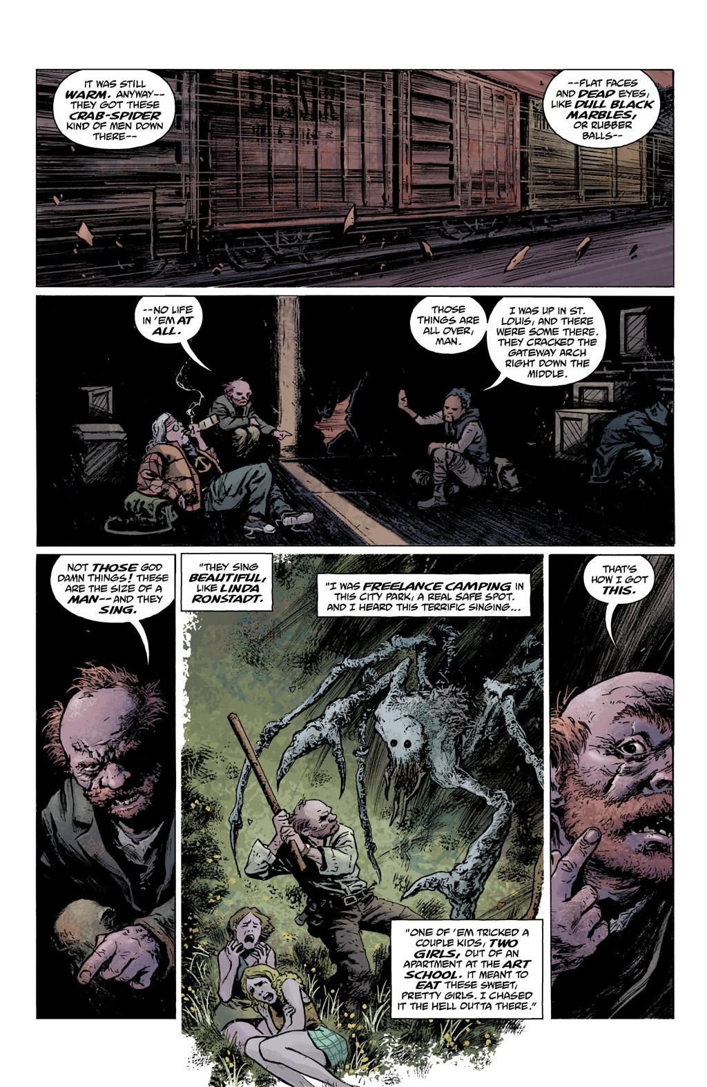 Read online Abe Sapien comic -  Issue #1 - 12