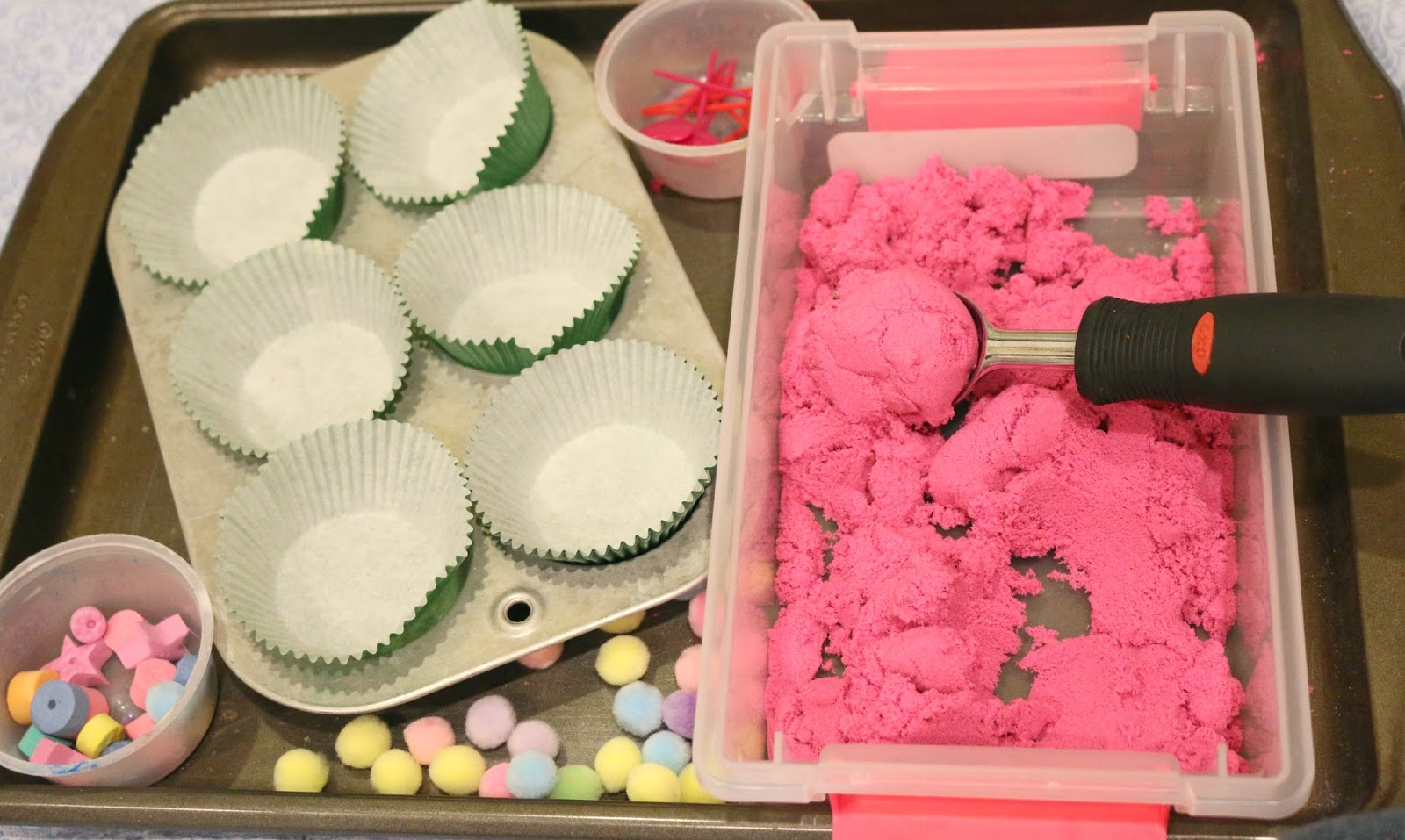 If You Give A Cat A Cupcake Preschool Activities