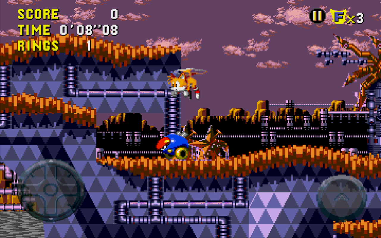 Download Sonic CD
