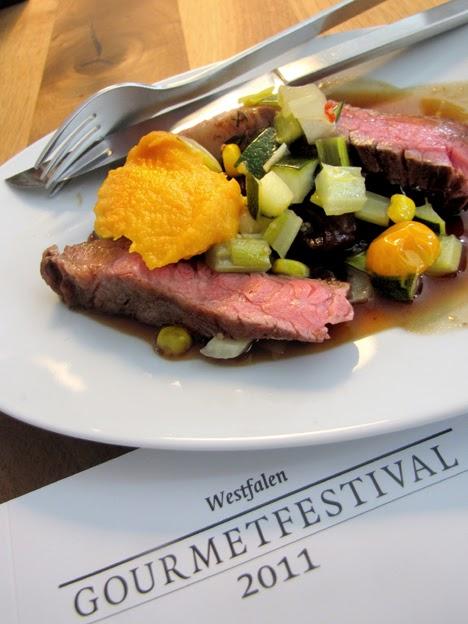 Genussbereit Erste Signale Westfalen Gourmetfestival