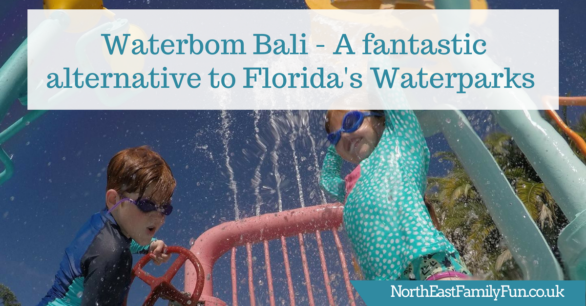 Waterbom Bali - A fantastic alternative to Florida's Waterparks