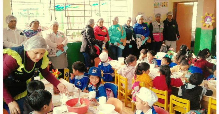 QALI WARMA: Comités de Alimentación Escolar de Huanta y La Mar comprometidos con servicio alimentario - www.qaliwarma.gob.pe