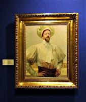 Autoportret w białym stroju - Jacek Malczewski 1914