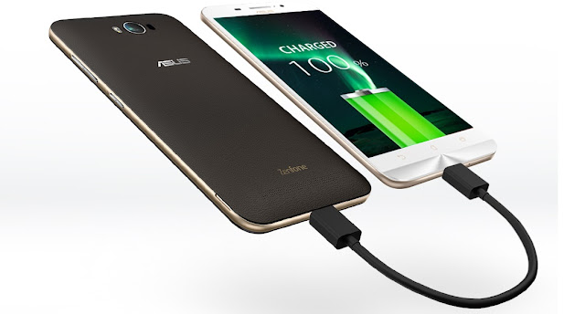 Zenfone Max 4 Ability to charge other devices gadget