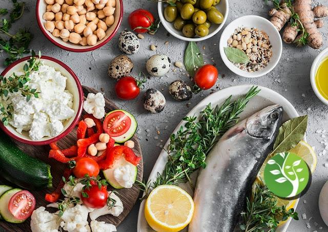 La dieta mediterránea 'podría reducir la pérdida ósea en personas con osteoporosis'