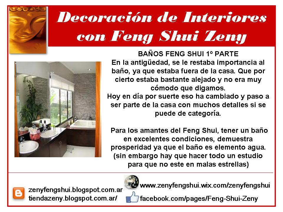 ZEN Y FENG SHUI + TAO : FENG SHUI TOILETTE / BAÑO