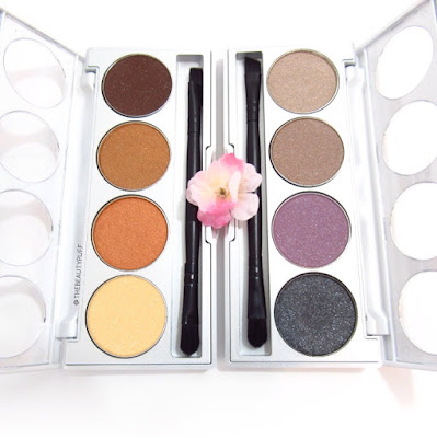 zuzu luxe eyeshadow - the beauty puff