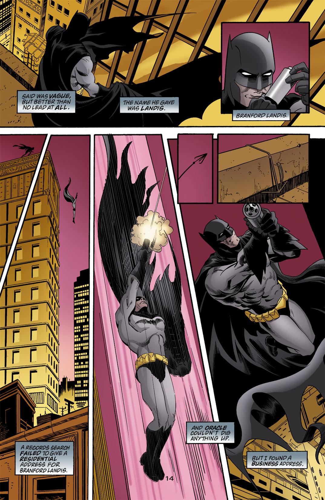 Detective Comics (1937) 771 Page 14
