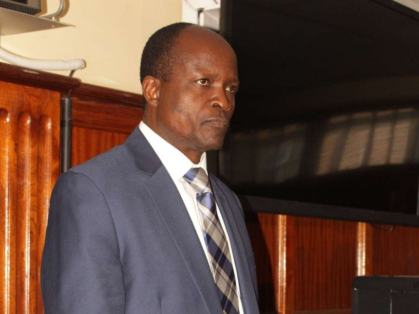 Obado Being Investigated For New Plot To Kill His Friend