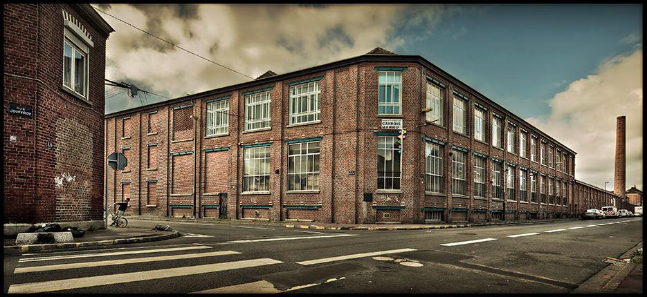 Le blog des amis de la villa cavrois l 39 usine cavrois mahieu fils - Adresse de l usine a roubaix ...
