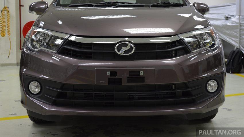Gambar Perodua Bezza 2016