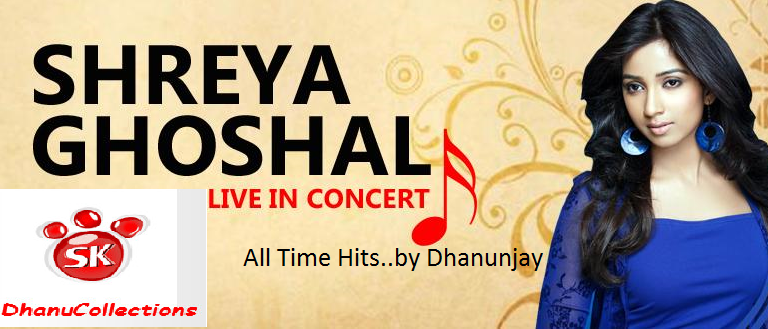 Shreya Ghoshal Latest MP3 Songs Free Download 2017