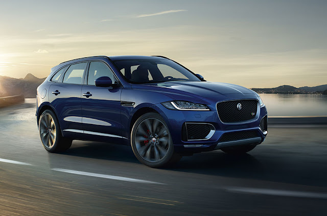 jaguar f-pace prezzi dimensioni uscita