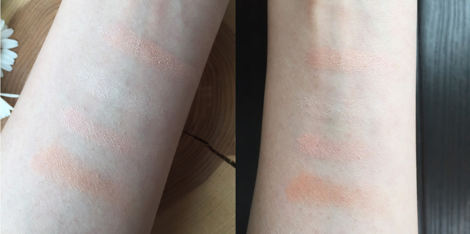 antonym baked blush in peach review swatches organic makeup brand hellolindasau