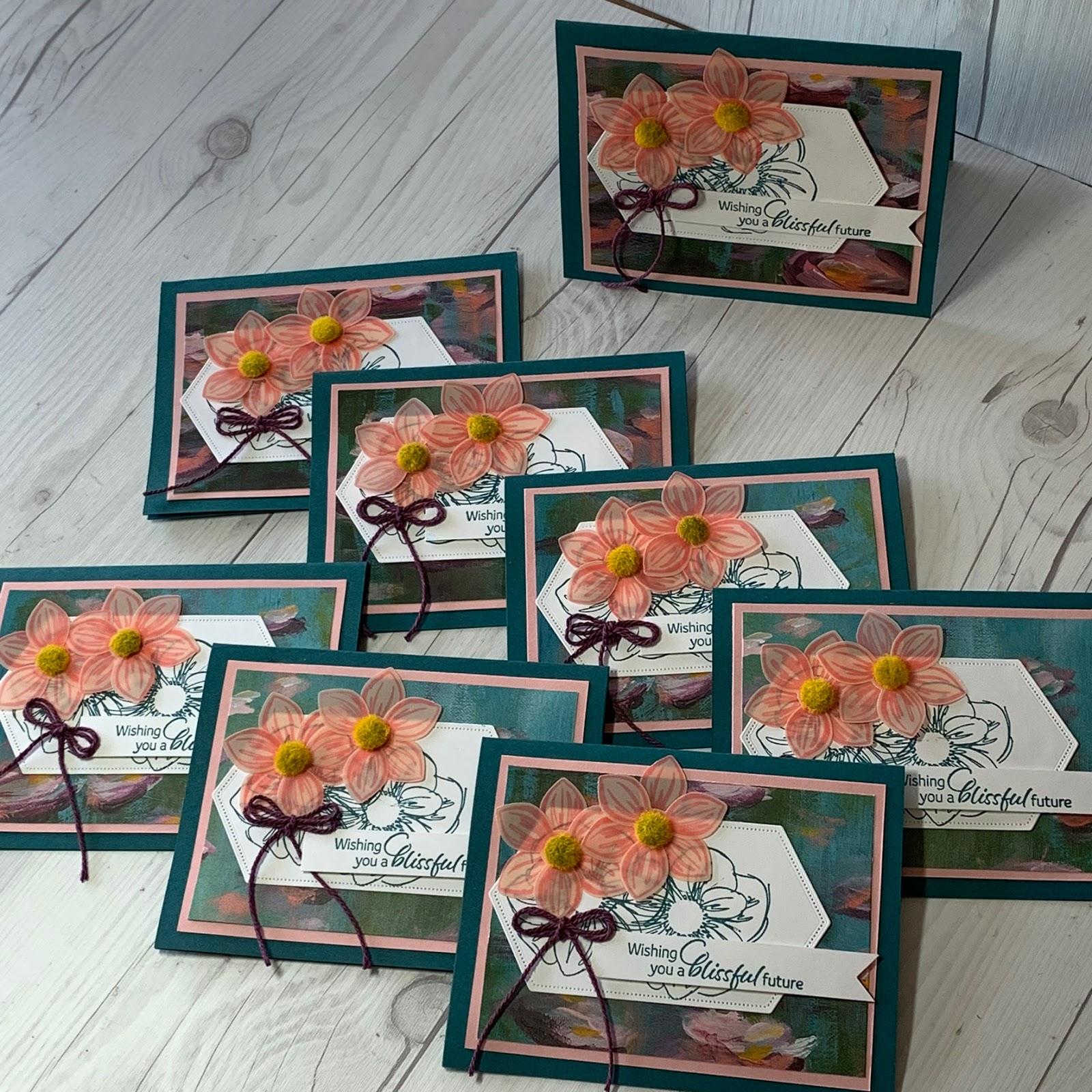 stamped sophisticates  sneak peek of new stamp set floral