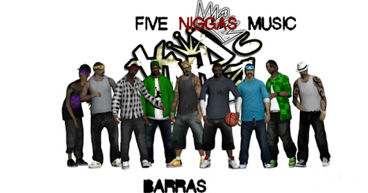 Five Niggas Music - Barras (Rap)[Download]..::Portal HC News::..
