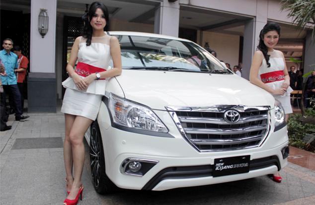 Wira Toyota Palangkaraya Harga Avanza, Innova, Fortuner