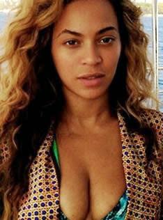Beyonce le falla el vestuario