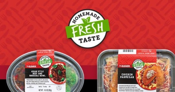 7-Eleven Launches Locally-Made Heat-and-Eat Meals in Select Cities | Brand Eating