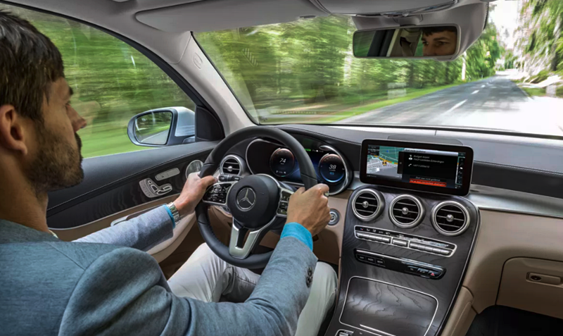 2020 Mercedes-Benz GLC F-Cell Interior