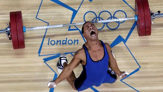 الألعاب الأولمبية - لـمحة تاريخية