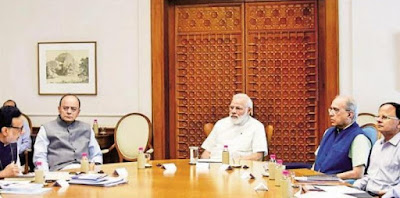 Cabinet approved 10 pc quota for economically weaker sections in general category