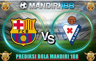 AGEN BOLA - Prediksi Barcelona vs Eibar 22 Mei 2017  Head to head Barcelona vs Eibar :