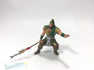 mô hình nhân vật Tam Quốc Chí 7
