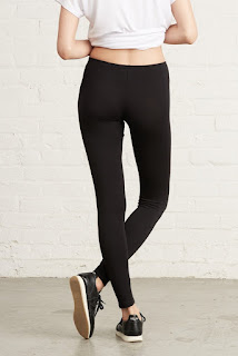 donna softest leggings amour vert black