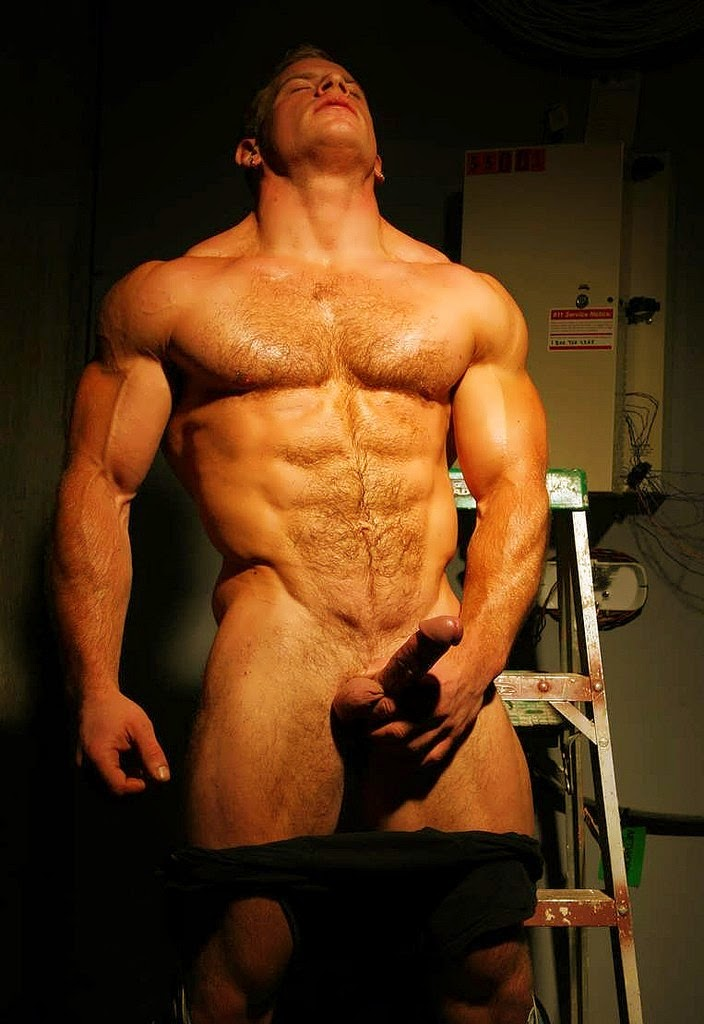 Muscle Boner Tgp