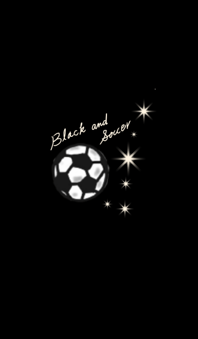 Black and Soccer
