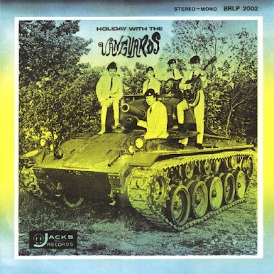 Vanguards - Holiday With The Vanguards (1967)  Plus (from indfødte lyde - Native Sounds Vol.12)