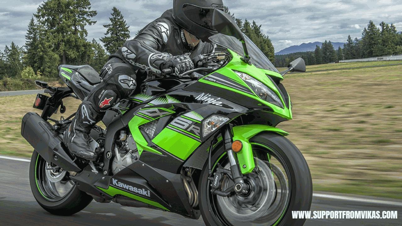 Finally A Kawasaki Ninja Zx6r 2020 636cc Inline 4 Bike Available In