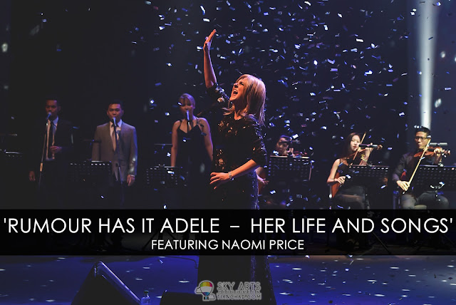 'RUMOUR HAS IT Adele – Her Life And Songs' - starring Naomi Price (The Voice Australia)