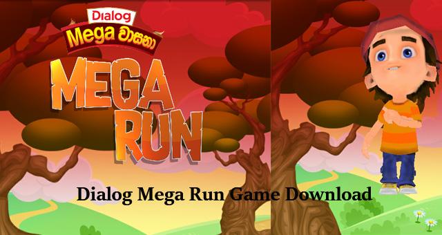 Dialog Mega Run Game Download ~ TheTechSky