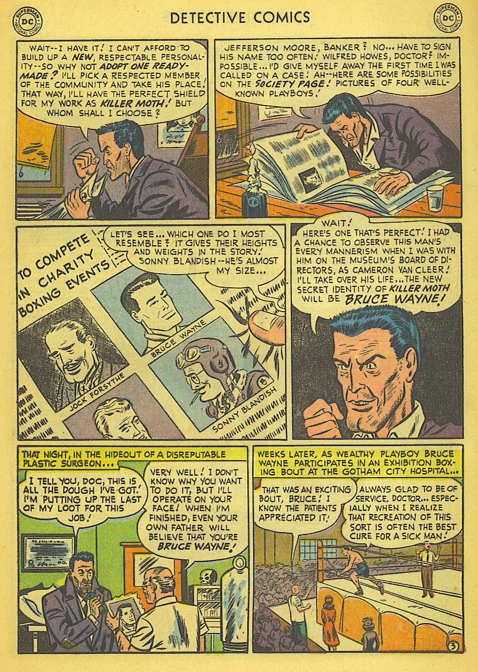 Read online Detective Comics (1937) comic -  Issue #173 - 6