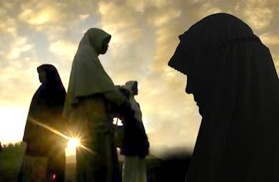 Jilbab itu bikin gerah