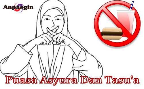 Bacaan Doa Niat Puasa Tasu'a Dan Asyura 9-10 Muharram