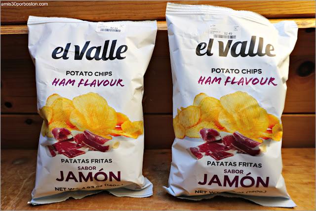 Patatas de Jamón Españolas en Estados Unidos