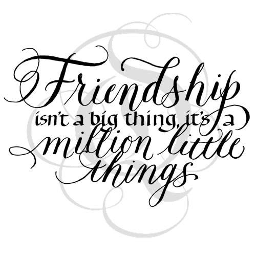 Quietfire Creations New Encouragement Friendship Snowflakes