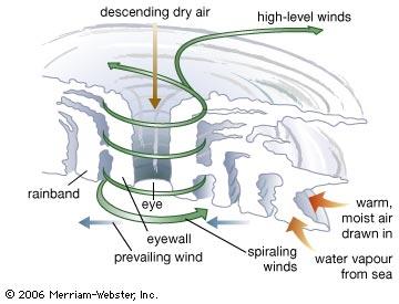 阿信老師的教室: 認識颱風的形成