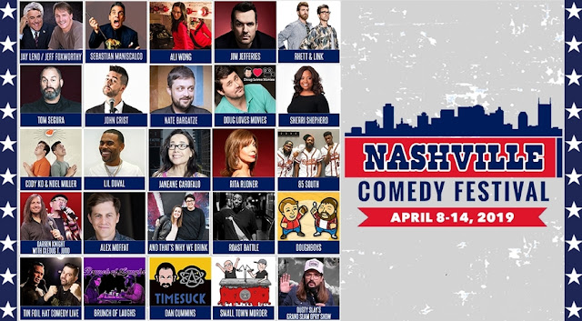 Do615 Nashville Comedy Festival