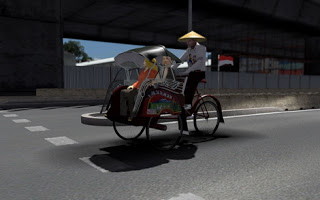 Download mod ets2 Traffic Indonesia
